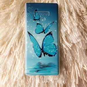 BUTTERFLY CASE COVER FOR SAMSUNG